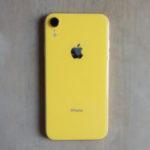 IphoneXR 機種変更しました。